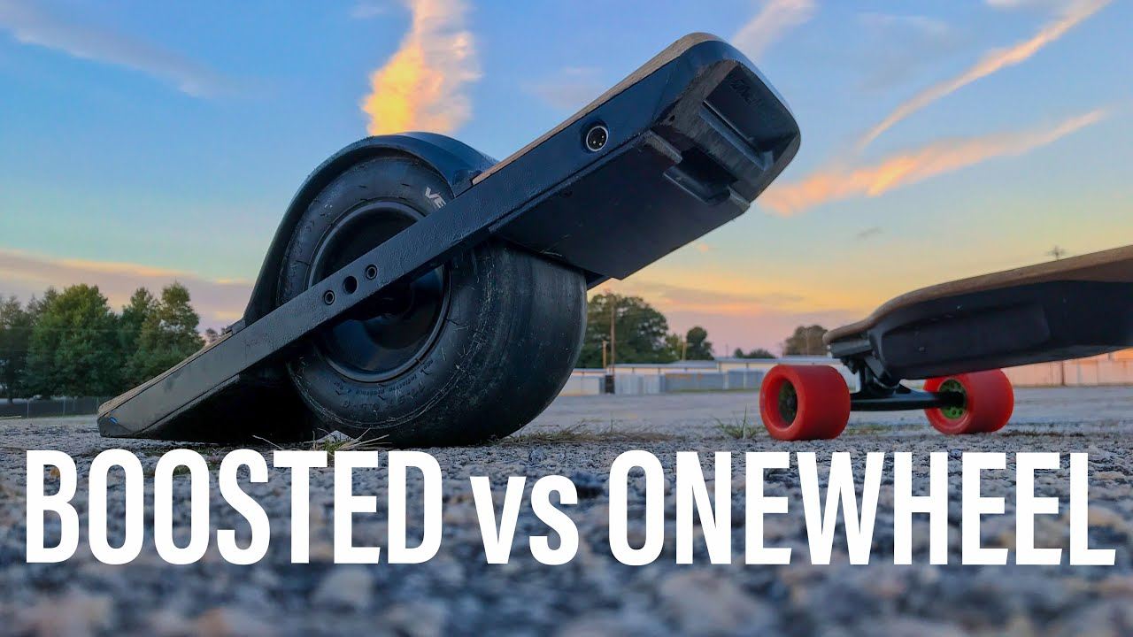 One Wheel Vs