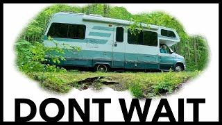 We bought a Class C RV and you should too!! Lazy Daze RK